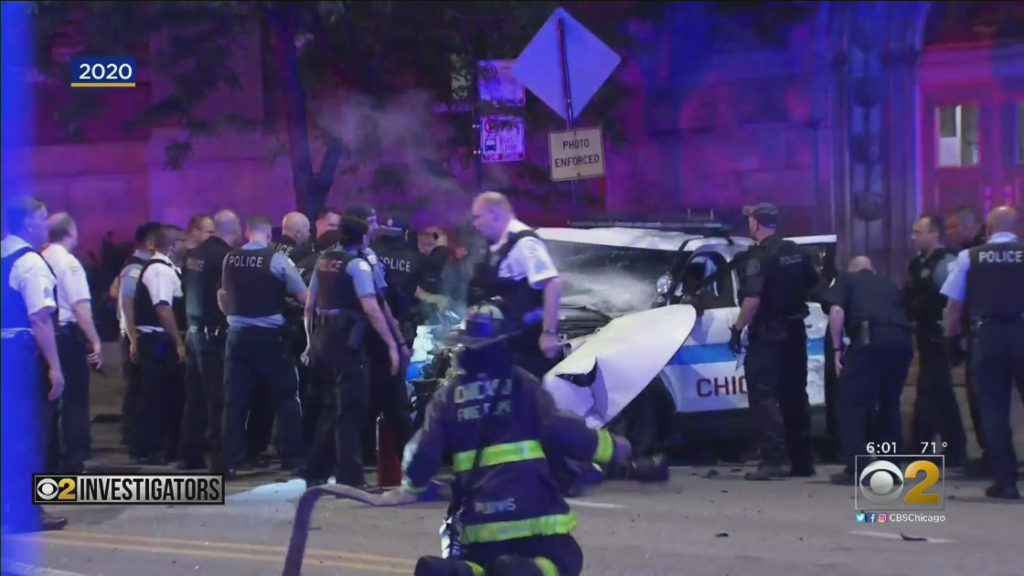 chicago police pursuit policy